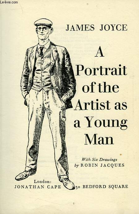 a review of a portrait of the artist as a young man a novel by james joyce A portrait of the artist as a young man james joyce new york: the  viking press, 1971 from the 1916 original (the definitive text corrected from the .