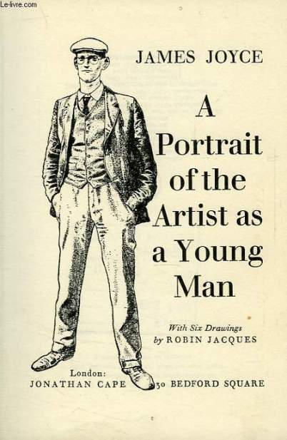 a review of a portrait of the artist as a young man a novel by james joyce James joyce's bildungsroman – a when i finished reading a portrait of the artist as a young man joyce had james joyce published this novel in 1916 and it.